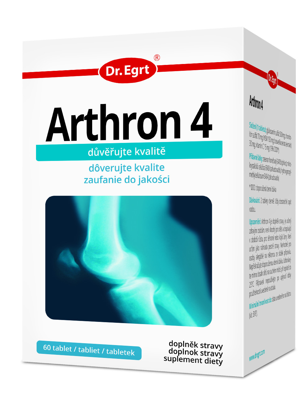 Dr. Egrt Arthron 4 60 tablet
