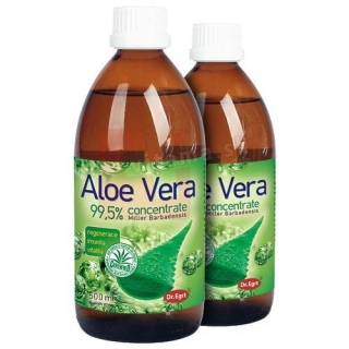 ALOE VERA 99.5% concentrate 500ml | Dr. Egrt