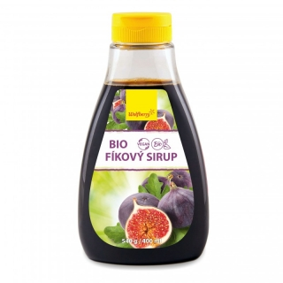FÍKOVÝ SIRUP 400ml | Wolfberry