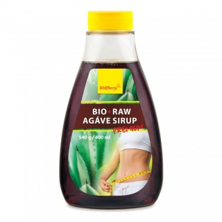 Agáve sirup BIO RAW Premium Wolfberry 400 ml| Wolfberry