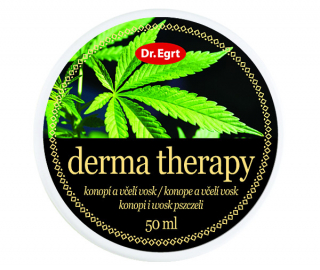 DERMA THERAPY KONOPÍ 50ML DR. EGRT
